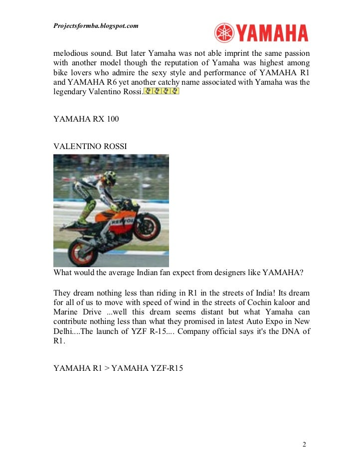 A Project Report On Yamaha Superbikes For Yamaha Motor. Letterhead Template Vector. Library Assistant Cover Letter With No Experience. Cover Letter For Front Office Assistant No Experience. Curriculum Vitae Formato Tabular. Curriculum Vitae English Project Manager. Cover Letter For Hospital Marketing. Generic Nurse Practitioner Cover Letter. Curriculum Vitae Download Gratis 2018