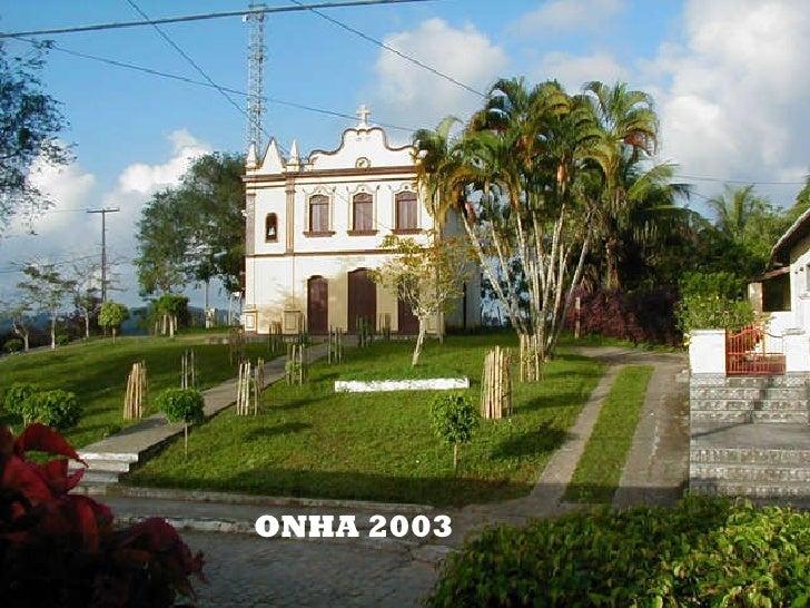 ONHA 2003
