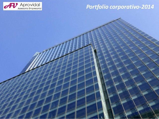 Portfolio corporativo-2014