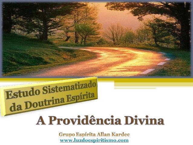 A providencia divina - n.10