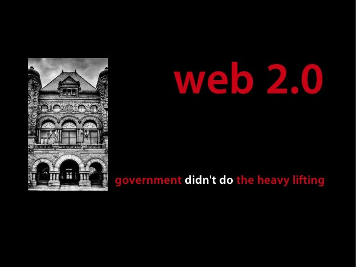 web 2.0       … is the network as platform, spanning all connected devices; Web 2.0 applications are those that make the m...