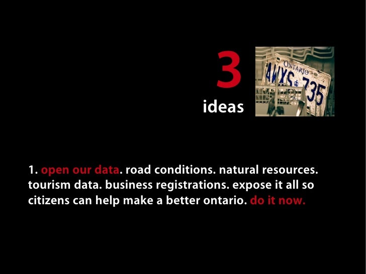 3                             ideas   2. crowdsource your jobs.