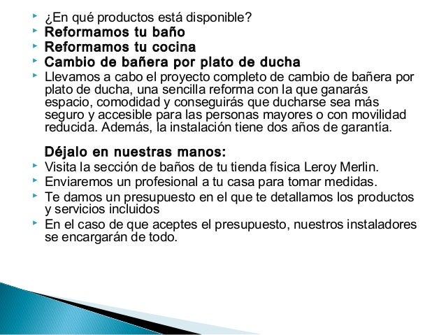 Aproximaci n a leroy merlin for Club leroy merlin es