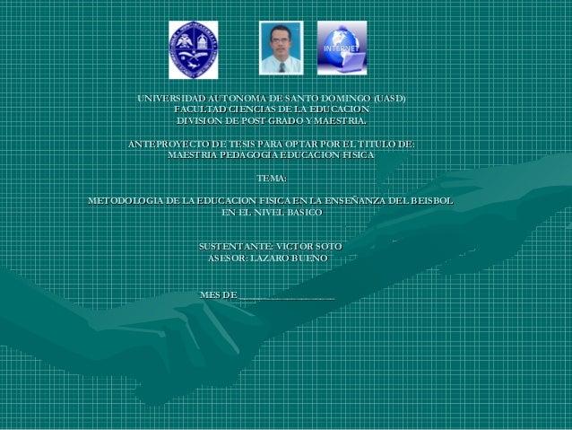 a proyecto tesis en ppt cd