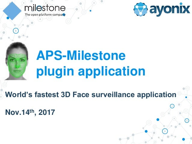 Aps milestone plugin