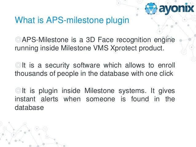 Aps milestone plugin