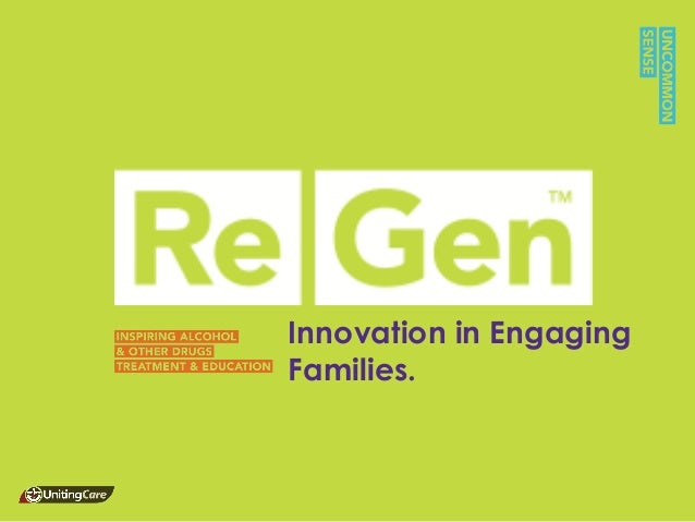 Innovation in EngagingFamilies.