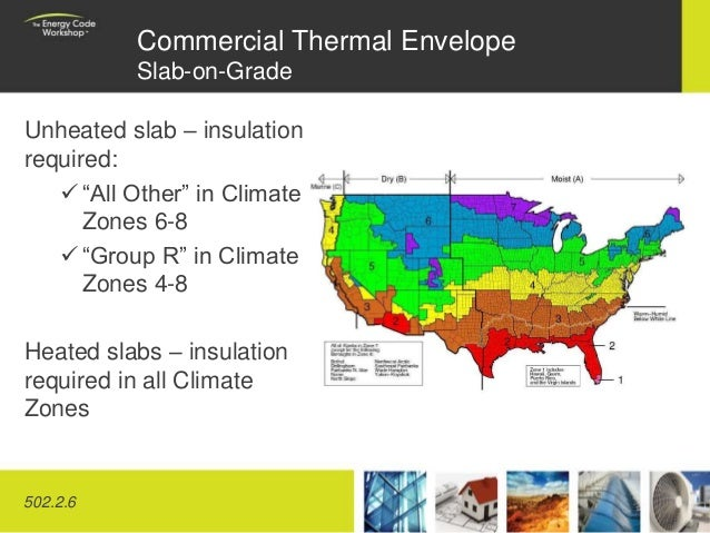 2009 IECC: Commercial
