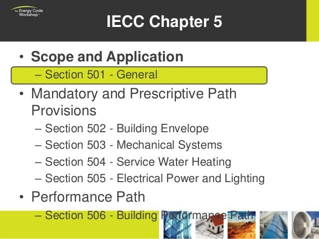 Chapter 5 Commercial Energy Efficiency - UpCodes