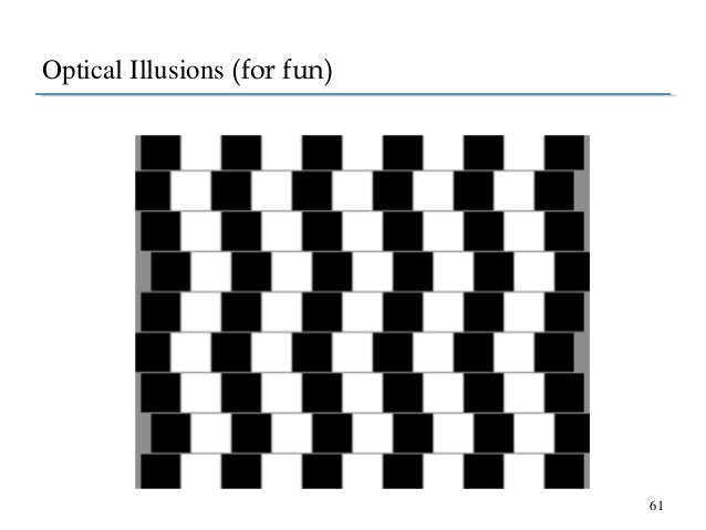 The hermann grid illusion revisited