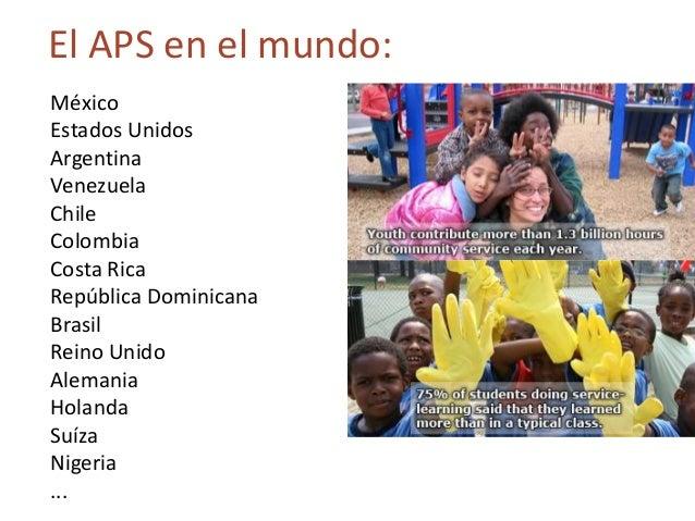 En el sector del voluntariado:  La Plataforma del Voluntariado incluye el ApS en el plan estratégico del voluntariado par...