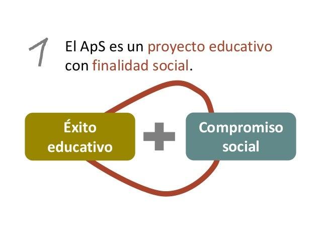 Aps excelencia academica y cambio social 2019