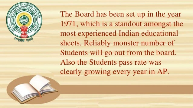 The Board has been set up in the year 1971, which is a standout amongst the most experienced Indian educational sheets. Re...