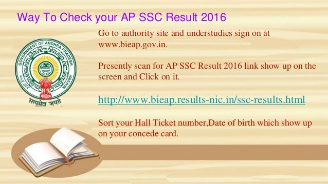 Ap ssc result, inter 1st and 2nd year result 2016 at bieap.org