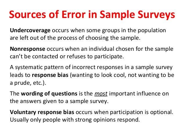 ap stats 4 1 samples surveys