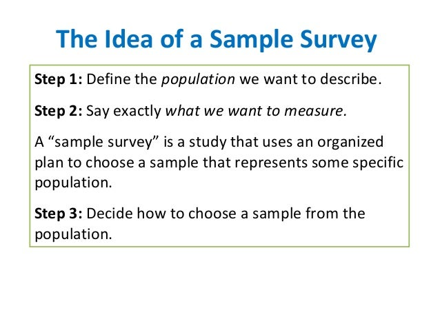 ap stats 4 1 samples surveys