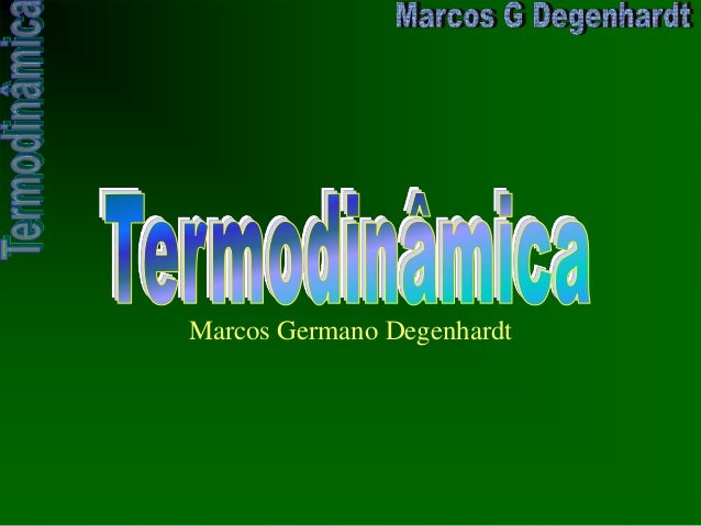 Marcos Germano Degenhardt