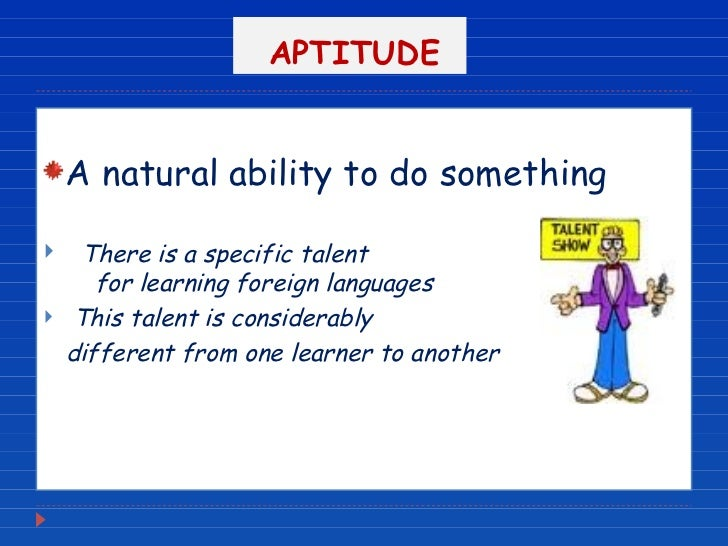 Language-learning aptitude - Wikipedia