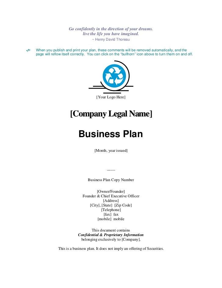 Do You Need a Courier Service Business Plan?