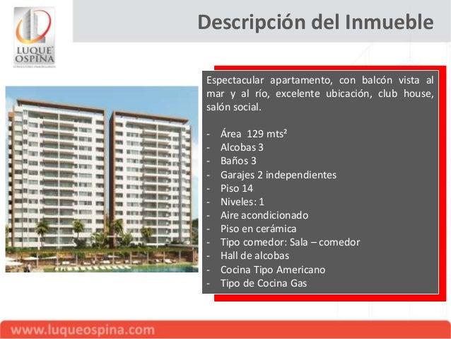 Apartamento en Venta. Altos de Riomar, Barranquilla (Código: 89-M1387125) Slide 3