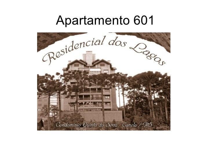 Apartamento 601
