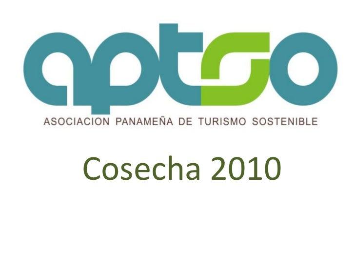 Cosecha 2010<br />