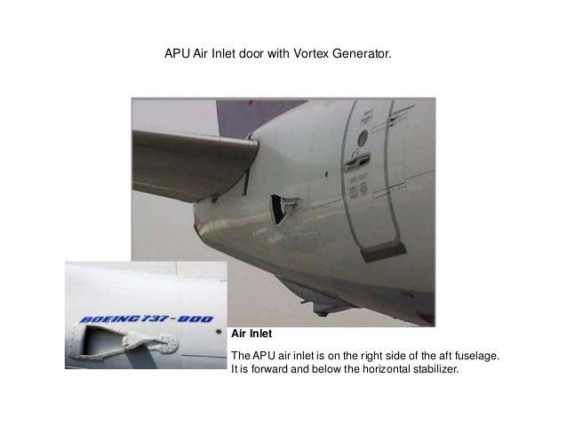 B737 NG APU