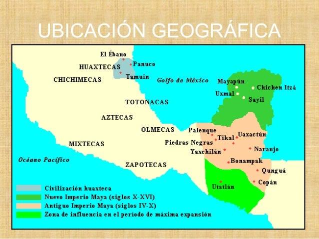 Apunte civilizacion maya for Cultura maya ubicacion