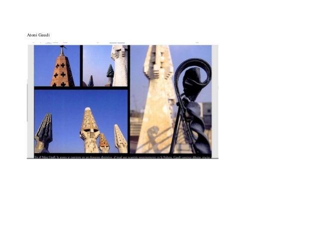 Atoni Gaudi