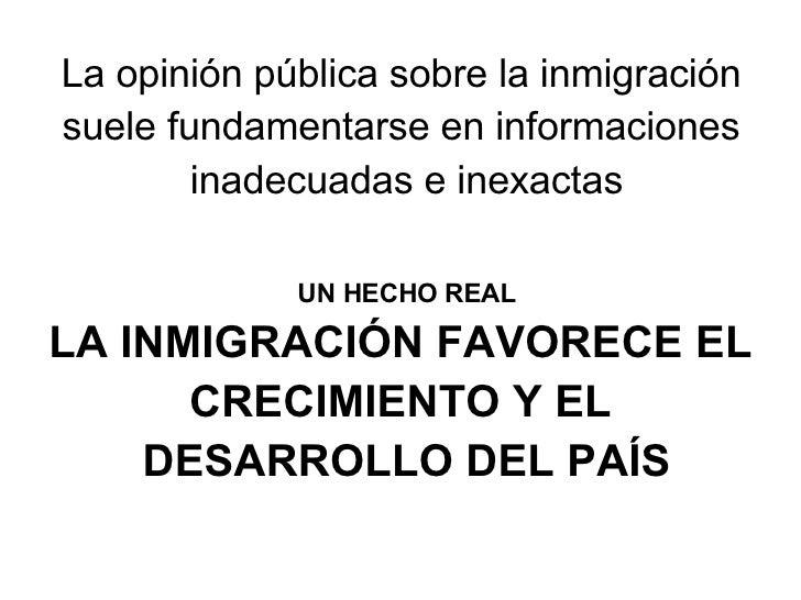 Resultado de imagen de inmigrantes frases