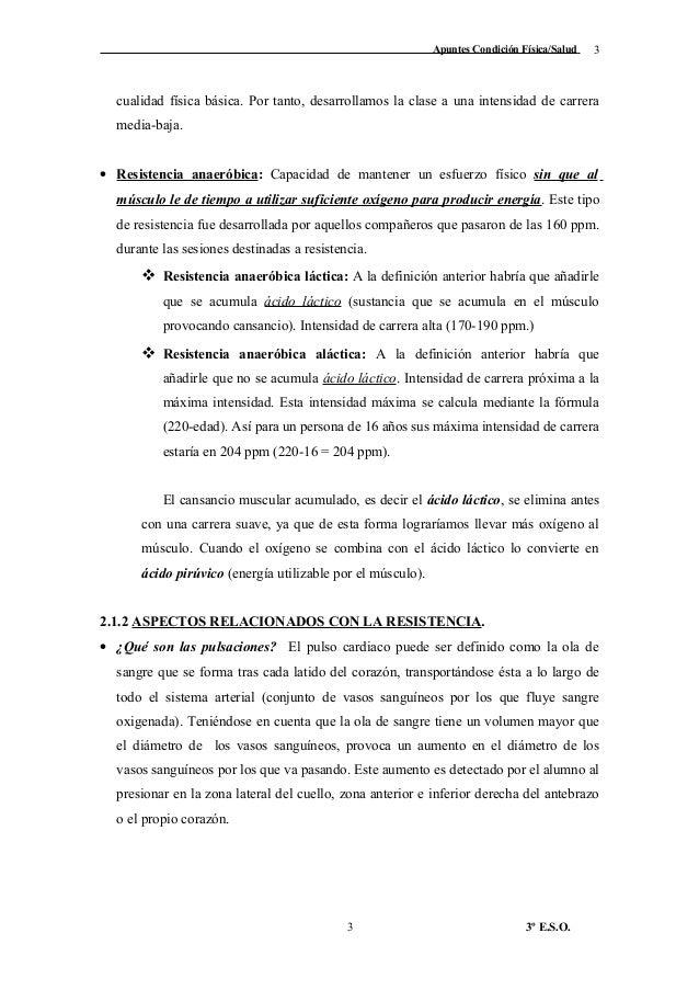 Apuntes condición física 3º e.so. 1 Slide 3