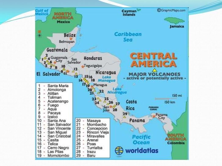 Apuntes Culturales America Central