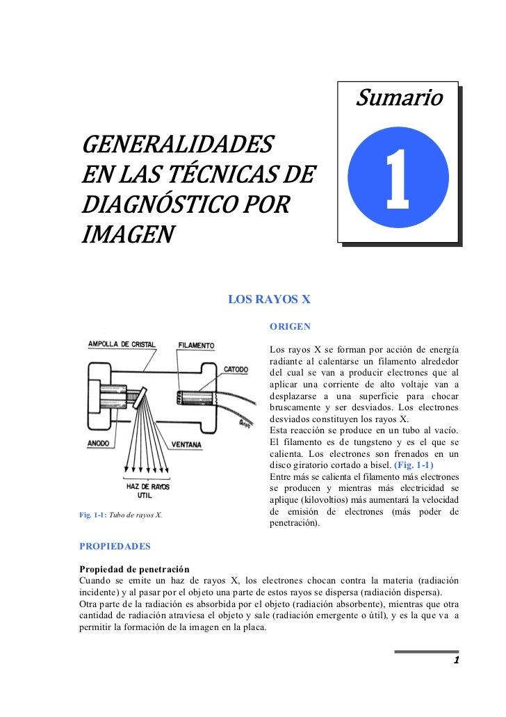 Apuntes de diagnóstico por imagen