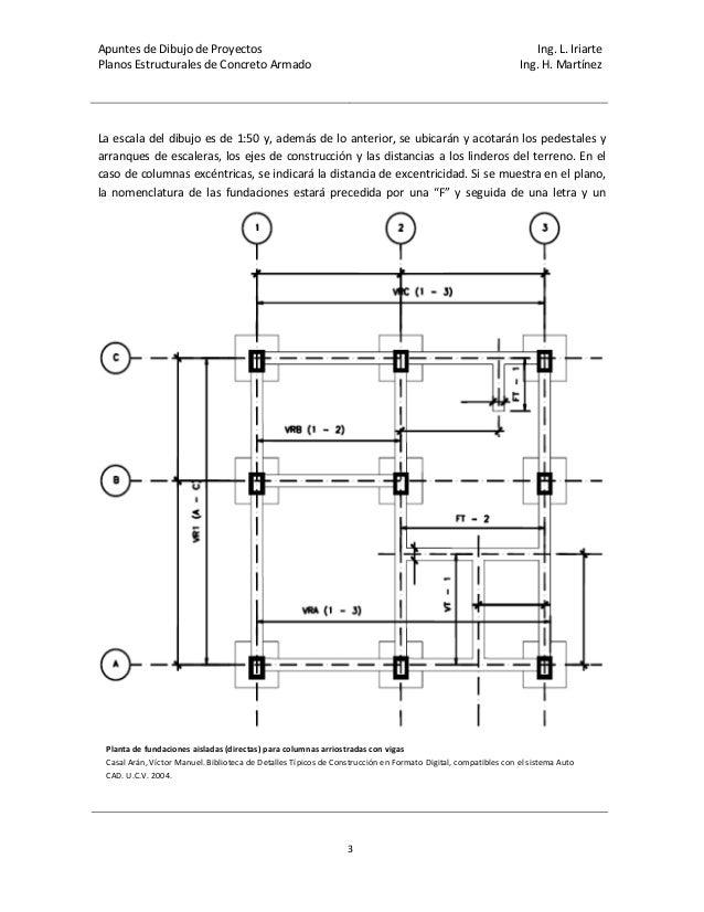 Apuntes de dibujo de proyectos final for Como se hace un plano arquitectonico