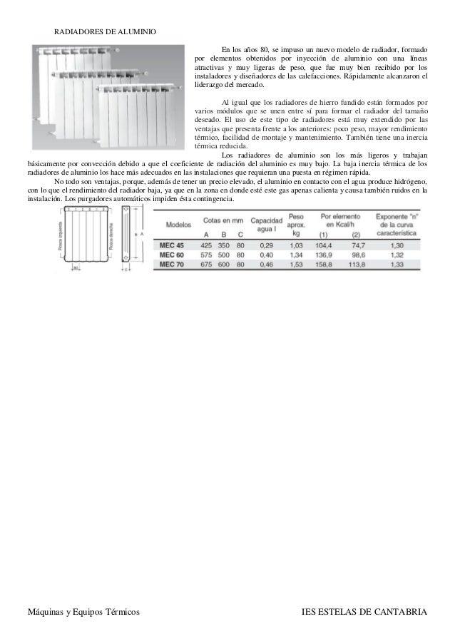 Precio mano de obra calefaccion por radiadores