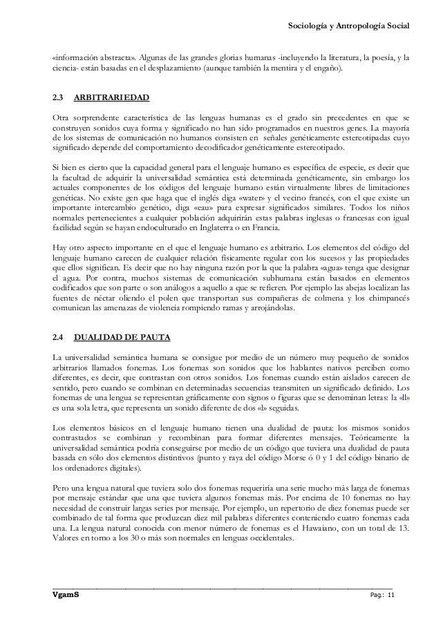 Apuntes sociologia vidal