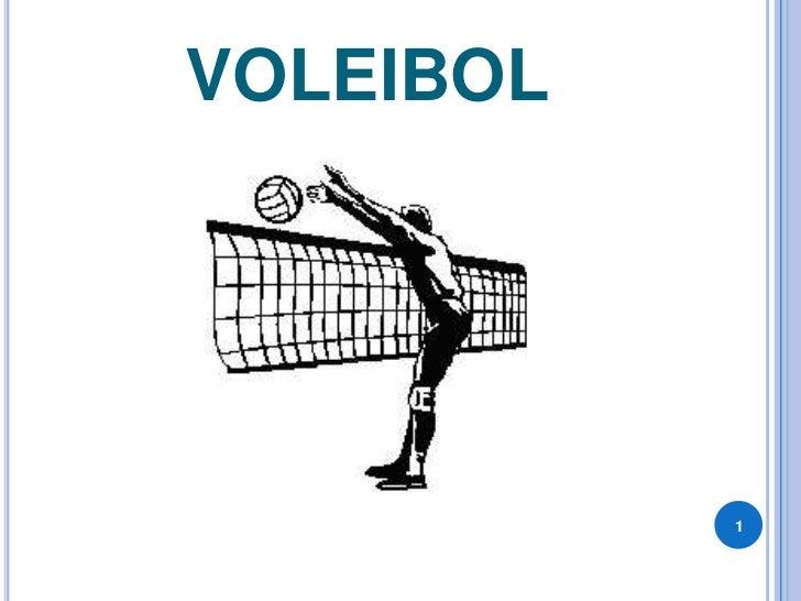 voleibol<br />1<br />