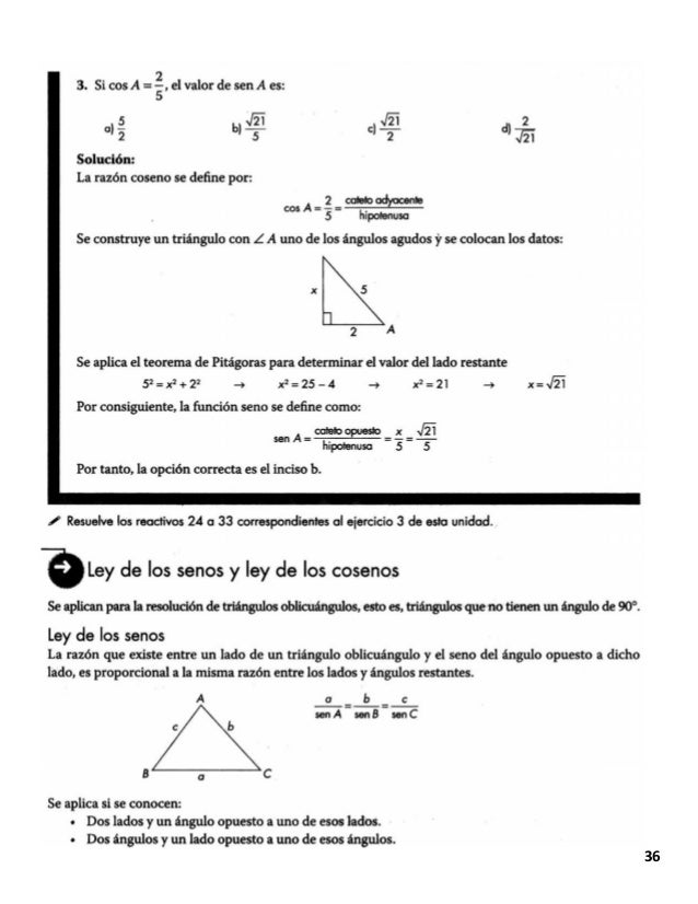 Trigonometr a b sica