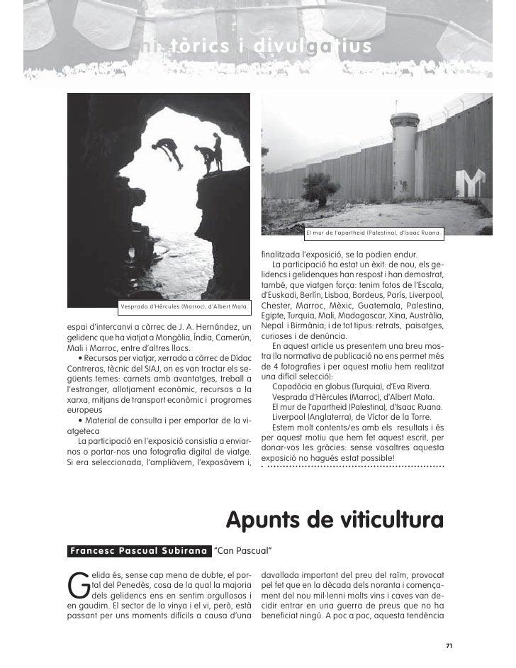 històrics i divulgatius                                                                                El mur de l'aparthe...