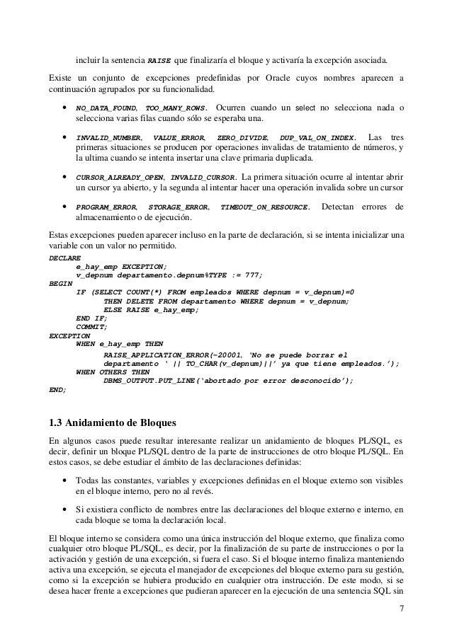 Único Pl Sql Resume La Muestra Festooning - Colección De Plantillas ...