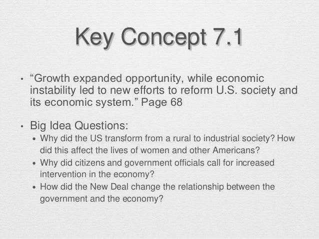 Apush review-key-concept-7 1-revised-edition