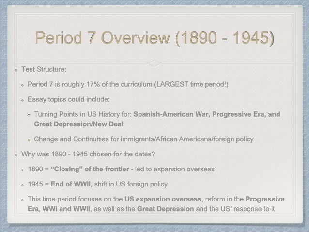 progreesive era through the great depression Progressive era through the great depression the progressive era through the great depression had many turning points none more important than world war i.