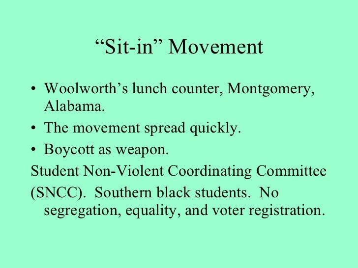 apush civil rights notes Selma to montgomery marches (bloody sunday march 7, 1965 march 9 march 19) - succeeded in drawing public attention to the civil rights movement, displays of police brutality bolster public support for civil rights having grown out of the voter-registration work of the sncc and mlk jr/sclc, the marches.