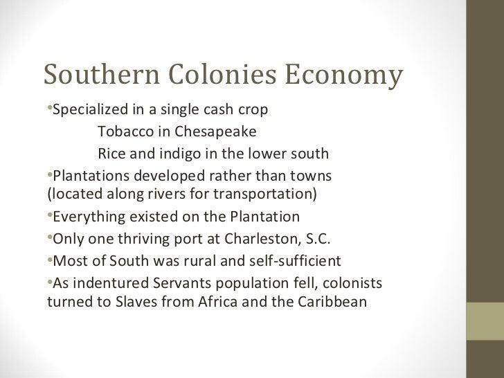 tobacco plantations in the chesapeake region