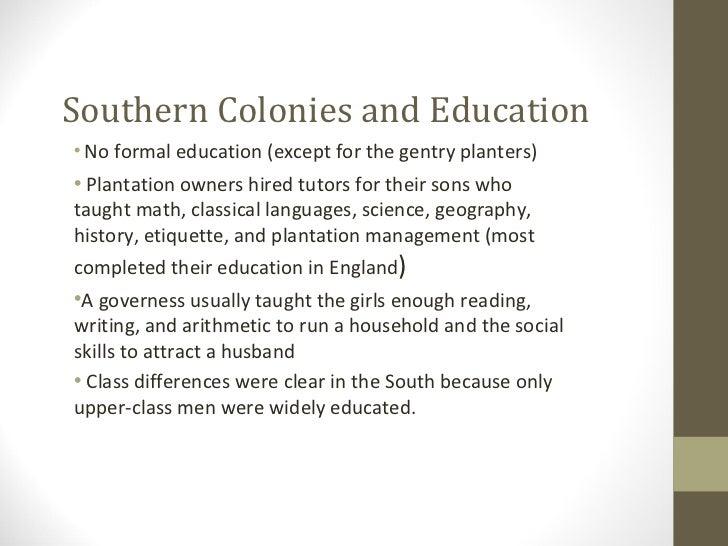 Apush Colonial American Life2011