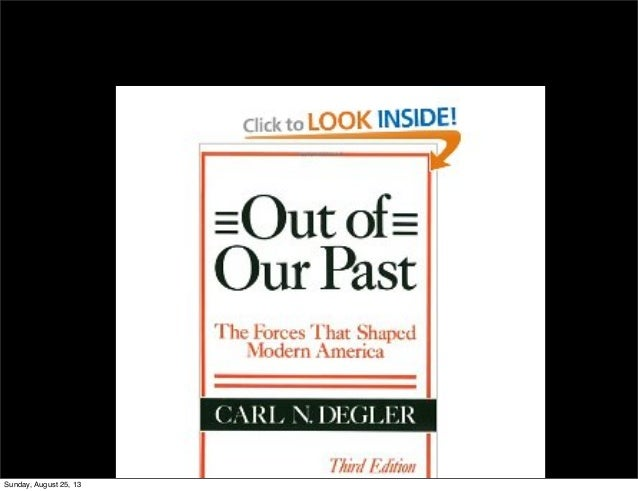 OUT OF OUR PAST CARL DEGLER EBOOK DOWNLOAD
