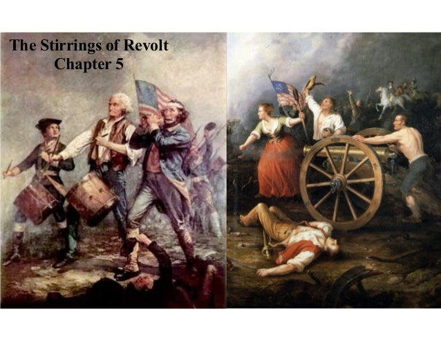 The Stirrings of Revolt Chapter 5