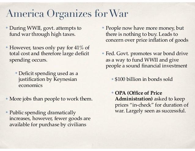 By Photo Congress || Define Deficit Spending Apush