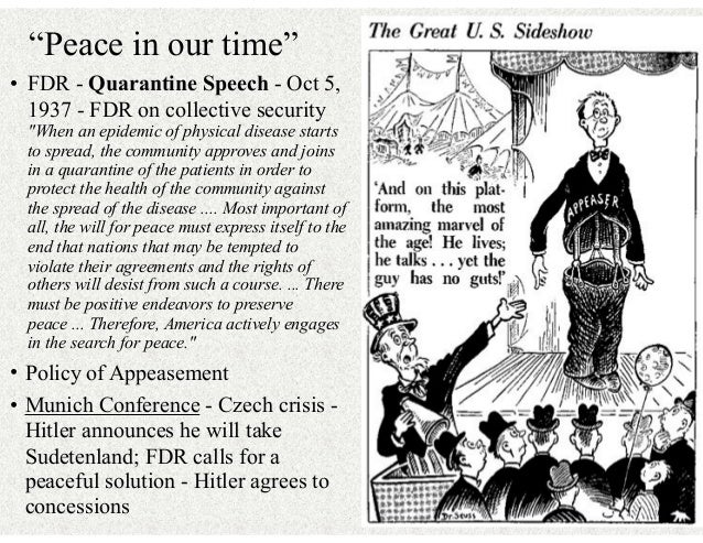 APUSH Lecture Ch  25 WWII in Europe