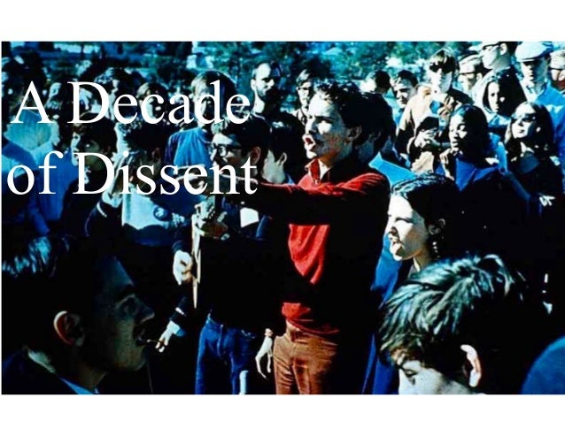 A Decade of Dissent